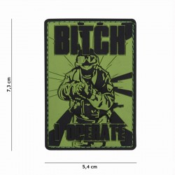 Patch 3d bitch operate