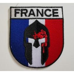 Patch français spartiate