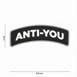 Patch 3d anti-you