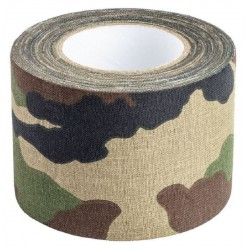 Bande adhesive camouflage