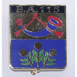 Insigne base aérienne 115