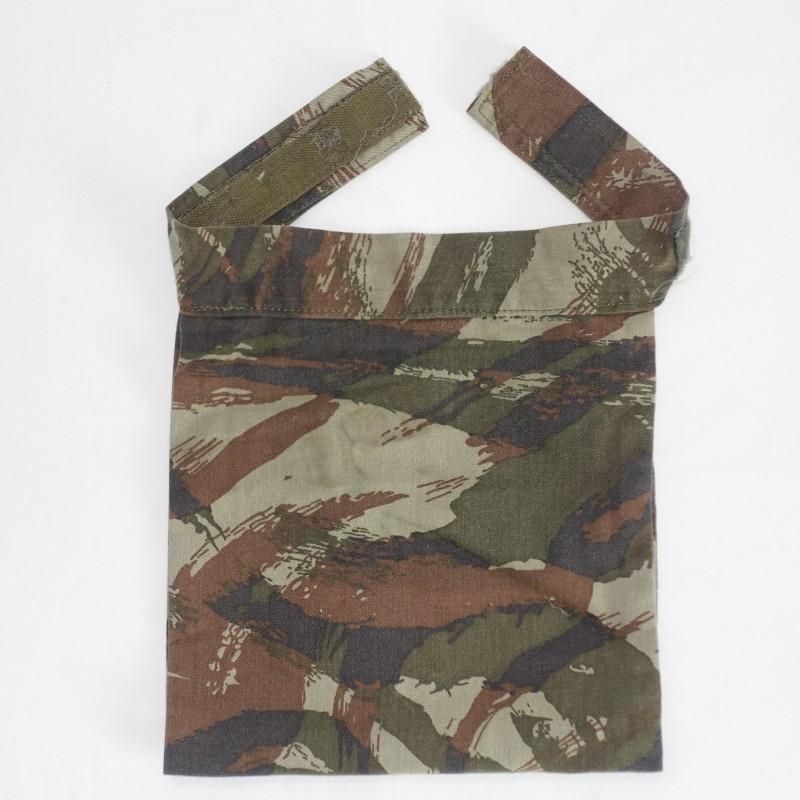 Plastron camouflage bigeard