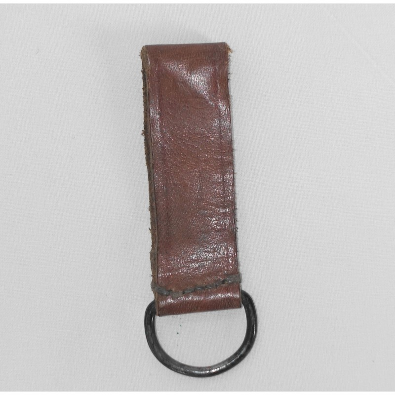 Porte accessoire cuir pour brelage