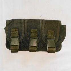 Porte grenades triples