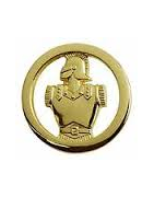 Pin's militaire